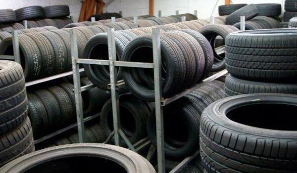 Old Truc Tyre