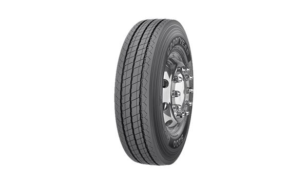 Truck Steer Tyre-Goodyear