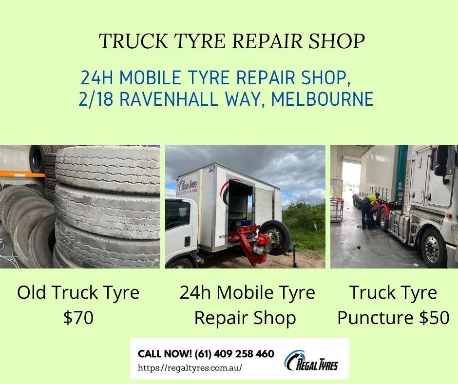 Truck Tyre Regrooving
